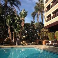 Photo taken at Marina Del Rey Marriott by Jonathan A. on 3/21/2013