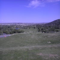 Photo taken at Pinon Hills Golf Course - PRCA by Doug M. on 4/26/2013