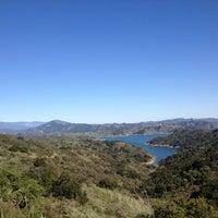 Photo taken at Lake Casitas by Danny D. on 3/10/2013