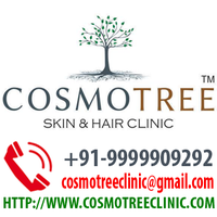 Photo taken at Cosmo Tree Clinic by Urvashi S. on 12/18/2015