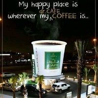 Photo taken at dr.CAFE COFFEE | د. كيف by Mohammad on 3/16/2016