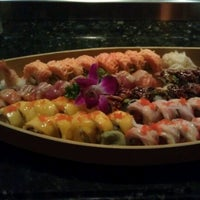 Photo taken at Wasabi 31 by Danny H. on 11/7/2012
