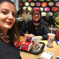 Photo taken at Mac Donald's by Muge D. on 10/24/2015