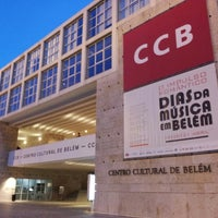 Photo taken at Cultural Centre of Belém by Edgar C. on 4/20/2013