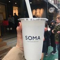 Das Foto wurde bei SOMA Tea & Mocktail von STARSKI am 12/11/2017 aufgenommen