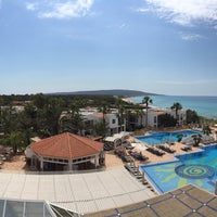 Photo taken at Insotel Club Formentera Playa Hotel by Lin on 5/30/2015