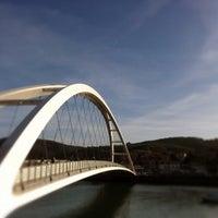 Photo taken at Puente de la Estación by Lin on 10/22/2014