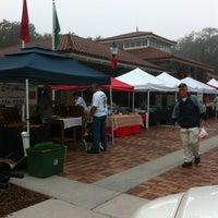 Photo taken at Winter Garden Farmer's Market by Chris L. on 12/8/2012