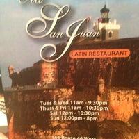 Photo taken at Old San Juan by Cara C. on 1/12/2013