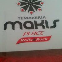 Foto tirada no(a) Makis Place por Leonardo R. em 5/23/2013