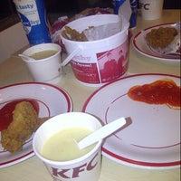 Photo taken at KFC by tony Franky b. on 1/15/2014