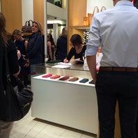 Photo taken at Longchamp by Kristine C. on 12/13/2013