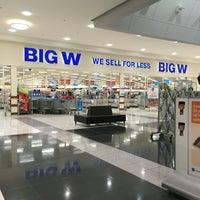 Photo taken at Big W by Putra P. on 9/14/2016