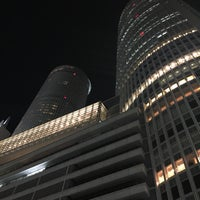 Photo taken at JR Central Towers by Shuzo H. on 9/14/2017