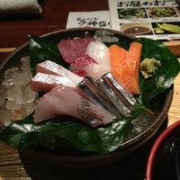 Photo taken at まるさ水産 名駅店 by Shuzo H. on 2/1/2013
