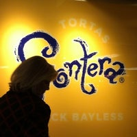 Photo taken at Tortas Frontera by Rick Bayless by Sankarson B. on 3/1/2013