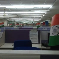 Photo taken at Times of India by Amritans S. on 8/14/2014
