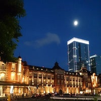 Photo taken at Tokyo Station by Msyk *. on 8/17/2013