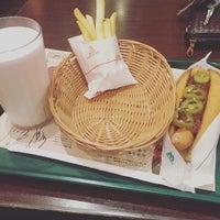 Photo taken at MOS Burger by ま っ. on 1/12/2016