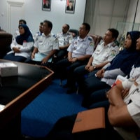 Photo taken at Dinas Perhubungan Komunikasi Informasi dan Telematika by suryadi s. on 10/28/2015