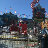 Photo taken at Florida State Fairgrounds by Roxanne G. on 2/17/2013