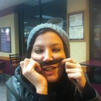 Photo taken at Dunkin' Donuts by Garrett E. on 1/25/2013