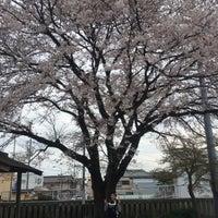 Photo taken at 冨知神社 by Satoshi S. on 4/2/2016