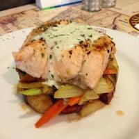Photo taken at The Manhattan Fish Market by Ann H. on 7/31/2013