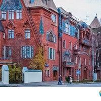 Photo taken at Доходный дом З. А. Перцовой by OnLime on 11/14/2013