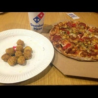 Photo taken at Domino's Pizza by Caner G. on 10/16/2015