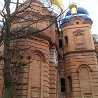 Photo taken at Благовiщенський собор УПЦ МП by Sergey K. on 11/17/2013