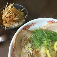 Photo taken at らー麺 つやつや by 佑貴 木. on 12/27/2015