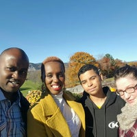 Photo taken at North Conway Country Club by Jaynne M. on 10/31/2015