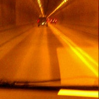 Photo taken at Liberty Tunnel by Rob T. on 12/18/2012