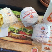 Photo taken at Burger King by Kristyna S. on 9/17/2015