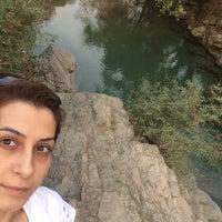 Photo taken at Sart Çamur Kaplıcaları by Sibel A. on 10/5/2015