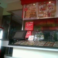 "Photo taken at PHD (Pizza Hut Delivery) by Nha"" C. on 4/4/2013"