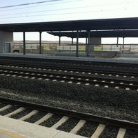 Photo taken at Polatli High Speed Train Station by Hatice C. on 10/8/2012