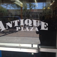 Photo taken at Antique Plaza by Joey M. on 9/21/2013