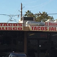 Photo taken at Tacos Jalisco 2 by Joey M. on 1/31/2016