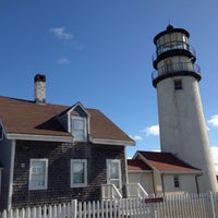 Photo taken at Highland Lighthouse by Joey M. on 10/26/2015