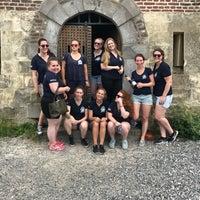 Photo taken at Fort Sint Pieter by Ellen H. on 6/2/2017