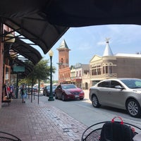 Photo taken at Historic Downtown Grapevine by Ellen H. on 8/5/2017