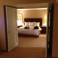 Photo taken at Raleigh Marriott City Center by David W. on 12/31/2012
