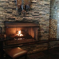 Photo taken at Firebirds Wood Fired Grill by David W. on 12/28/2012