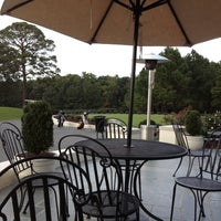 Photo taken at Carolina Country Club by David W. on 10/18/2012