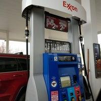 Photo taken at Exxon by Michael O. on 4/15/2018