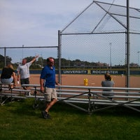 Photo taken at Kendrick Softball Field by Michael O. on 8/18/2013