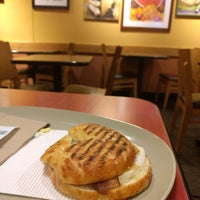 Photo taken at Panera Bread by Michael O. on 1/15/2017