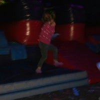 Photo taken at Pump It Up by Red .. on 5/8/2013